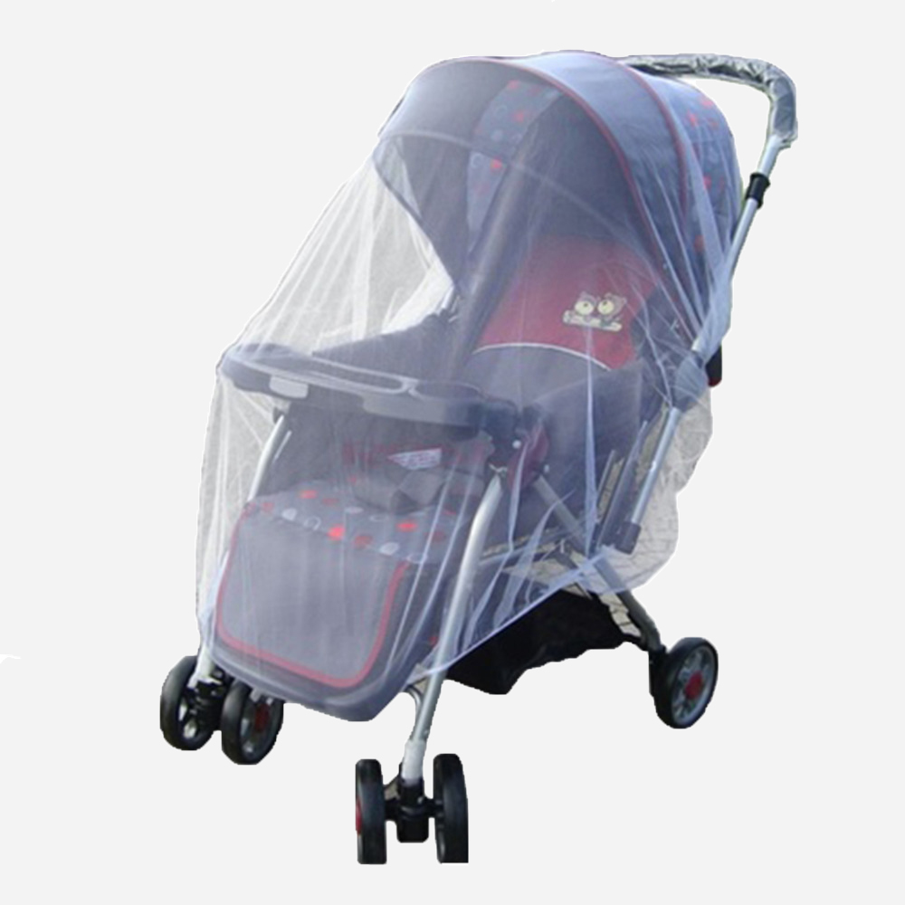 Baby Stroller Mosquito Net Fly Midge Insect Bug Cover : baby screen tent - memphite.com