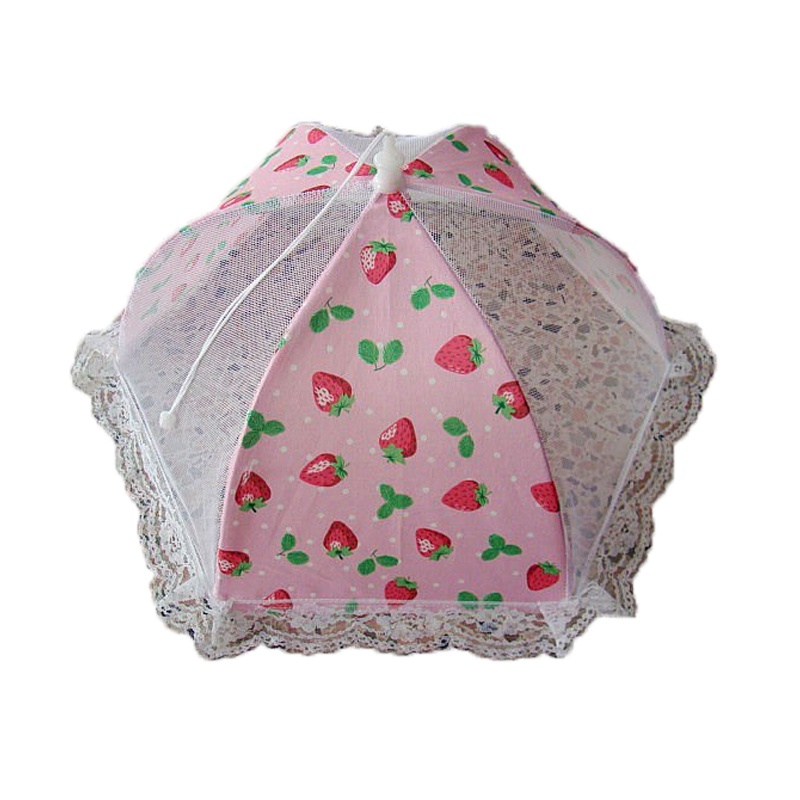mosquito net food cover tent strawberry  sc 1 st  Moski Net & Food Cover Tent Umbrellas Foldable Mesh Netting - Moski Net