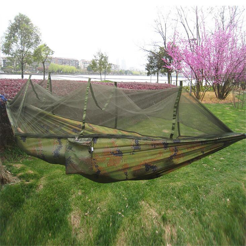 outdoor mosquito   parachute hammock camping hanging sleeping bed mosquito   hammock parachute cloth double   moski    rh   moski