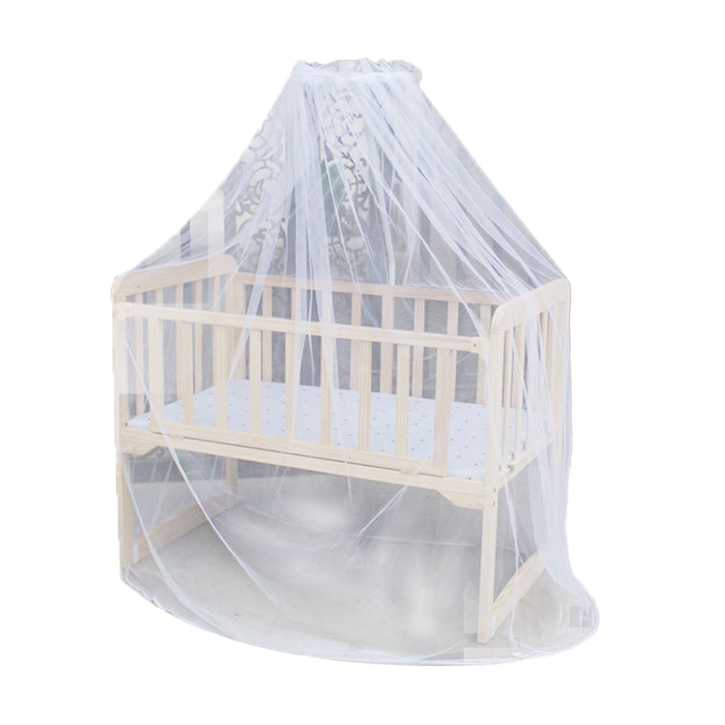 Crib Canopy Safety Net Baby Cradle Mosquito Repellent