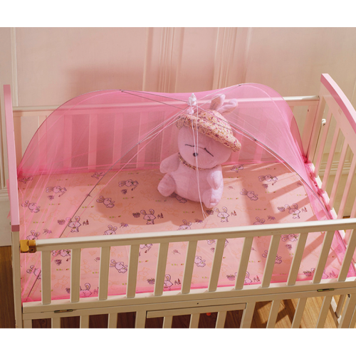 Crib Tent With Mosquito Net For 4 To 6 Years Kids Cot