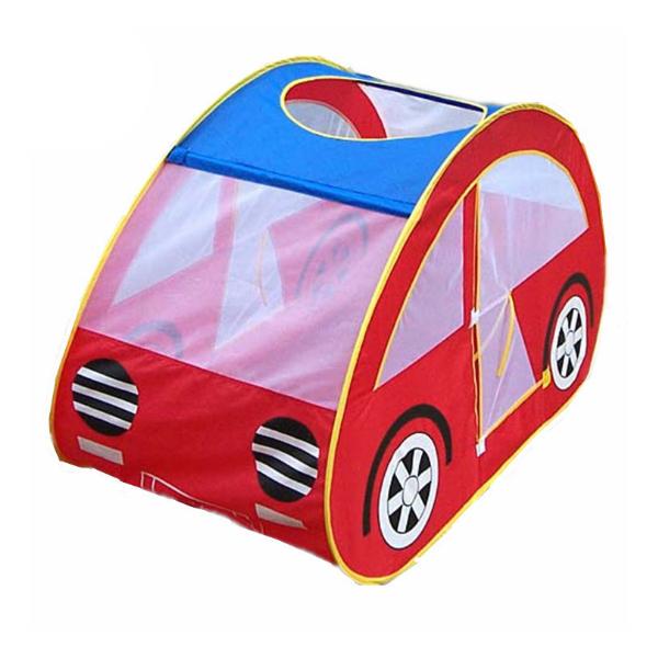 Car Shape Kids Pop Up Play Tent RED  sc 1 st  moski net & Car Shape Kids Pop Up Play Tent - Moski Net