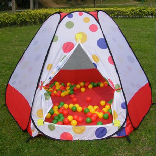 Pop Up Mesh Hexagonal Children Tent Kids Play House 3 & Pop Up Mesh Hexagonal Children Tent Kids Play House - Moski Net