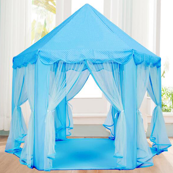 Princess Teepee Play Tent With Mosquito Net  sc 1 st  Moski Net & Princess Teepee Play Tent With Mosquito Net - Moski Net